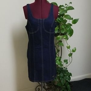 True Religion Women's Sleeveles Dress Size L